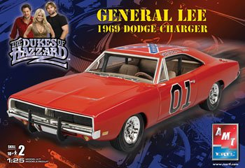 AMT 1/25 Dukes Of Hazzard General Lee - 8597