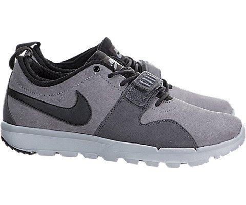 finest selection 4de89 4cb19 Galleon - NIKE SB Trainerendor Mens Trainers 806309 Sneakers Shoes (US 11,  Cool Grey Black Dark Grey 001)
