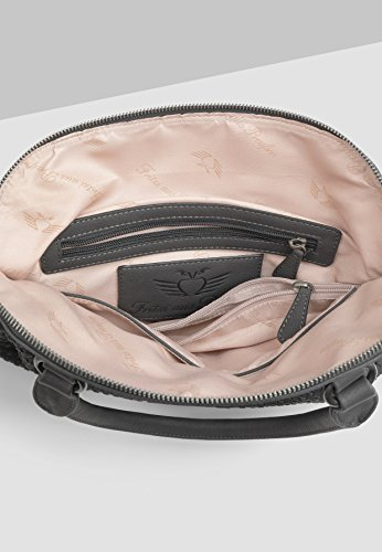 Weave black Fritzi Donna Camilla Nero 1 Preußen coyote Sacchetto Aus pfzwqzrWcU