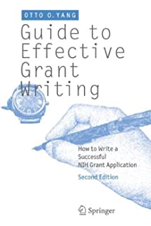 Amazon writing successful science proposals second edition guide to effective grant writing how to write a successful nih grant application fandeluxe Gallery