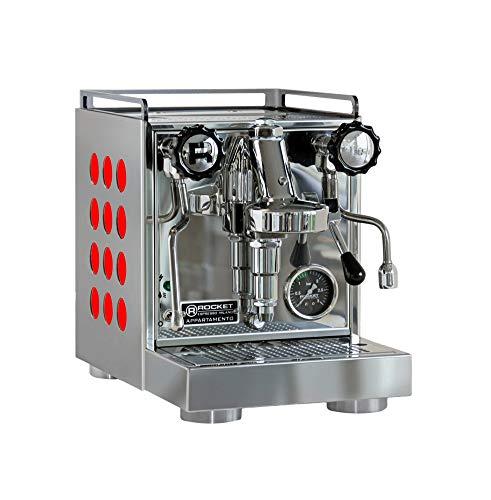 Rocket Espresso appar tamento Rojo: Amazon.es: Hogar