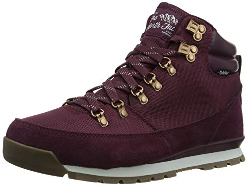 THE NORTH Brown Fig to Berkeley Women's 5sp Rise Tint Hiking Redux High FACE Grey Back Boots rawdUrq