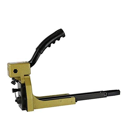 [meite HB3518 3/4-Inch length 1-3/8-Inch Crown 16GA Manual Carton Stapler] (Manual Carton)