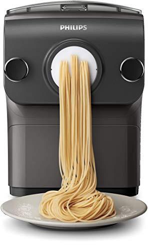 Philips Maker Avance HR2382/15 Macchina per Preparare Pasta Fresca con Bilancia Integrata, Programmi Automatici, 200 W… 5