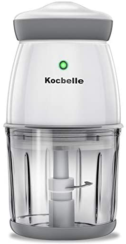 New Compact Electric Mini Food Processor Kitchen Chopper Vegetable Dishwashable