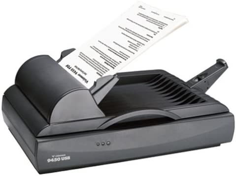 94501D-USB Visioneer One Touch 9450 USB 600 DPI Flatbed ADF Color Scanner
