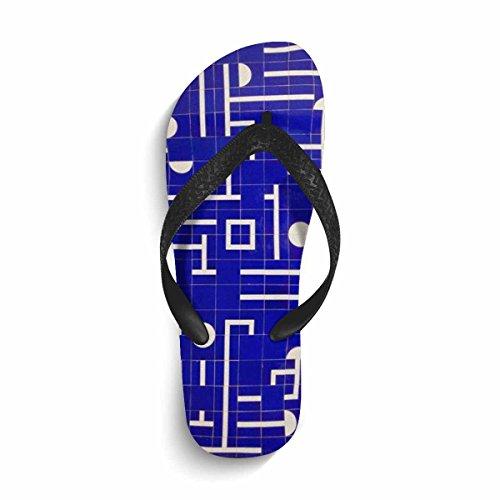 Womens Fashion Flip Flops Beach Sandals Anti-Slip Slippers