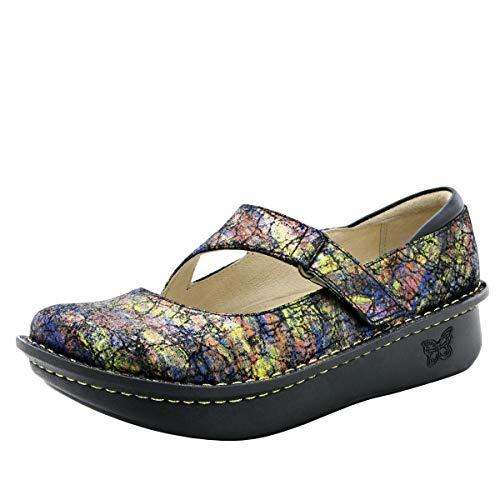 Alegria Dayna Womens Slip-On Shoe Sierra 8 M US