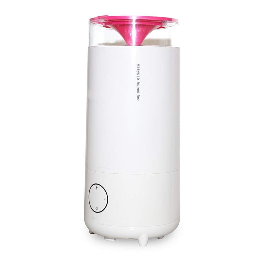 加湿器インテリジェントアロマセラピーマシン超音波霧化霧の量は、家族のベッドルームに適した調整することができますベビールームオフィス   B07L48FWT2