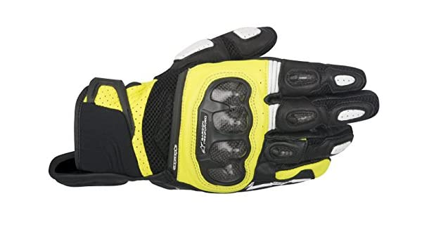 Guantes Alpinestars SPX Air Carbon Gloves: Amazon.es: Coche ...