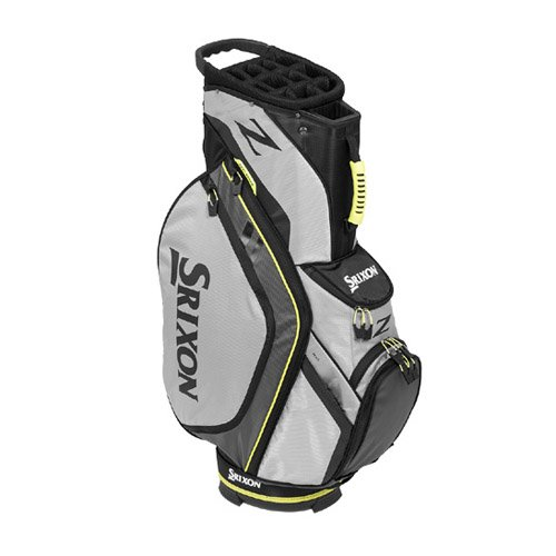 Srixon 2015 Z-Cart Bag, Gray/Tour (Srixon Tour Bag)