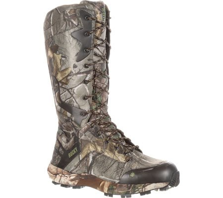 Rotsachtige Mens 16 Broadhead Parcours Outdoor Boot Camouflage