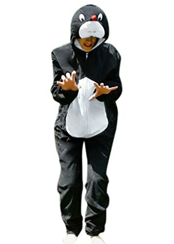 Fantasy World Mole Costume Halloween f. Men and Women, Size: XL/ 16-18, (Homemade Halloween Costumes On The Cheap)
