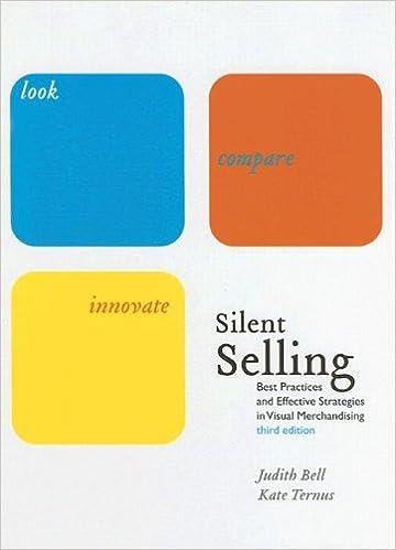 Silent Selling: Best Practices and Effective Strategies in Visual Merchandising: Amazon.es: Bell, Judith, Ternus, Kate: Libros en idiomas extranjeros