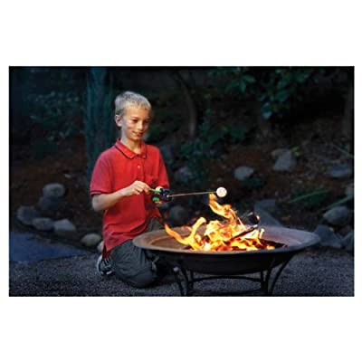 Reel Roaster- Hand Crank Marshmallow and Hot Dog Roaster