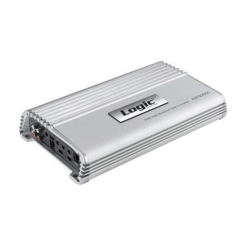 LOGIC AXP3000D Logic Amplifier, Mono Block, 3000 Watts, Class D
