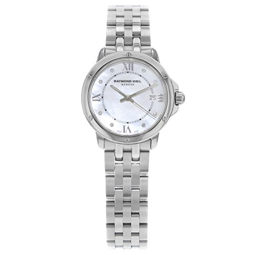 Raymond Weil Tango Silver Dial Stainless Steel Quartz Ladies Watch ()