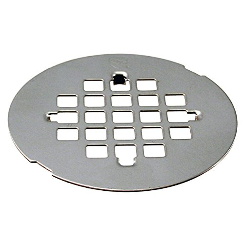 Westbrass D319-SS-CP Shower Strainer, Polished Chrome