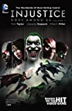 Injustice : Gods Among Us Year One: The Complete Collection (Paperback)--by Tom Taylor [2016 Edition]