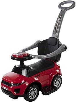 Antideslizante Auto Sport Car Delux Andador Vehículo de Niños ...