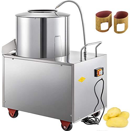 electric potato peeler machine - 8
