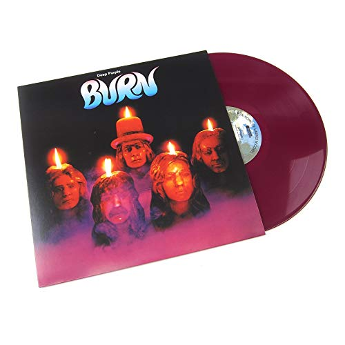 Image of Deep Purple: Burn (Colored Vinyl) Vinyl LP