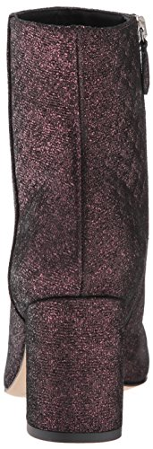 BENNETT WOV Ankle LK Loganberry Women's Boot Jourdan zwFHSdqP