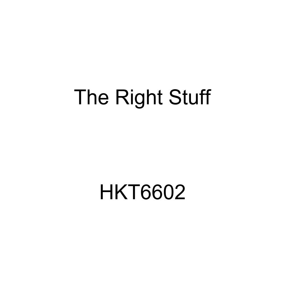 The Right Stuff HKT6602 Manual Drum Front Brake Line Kit 3 Piece