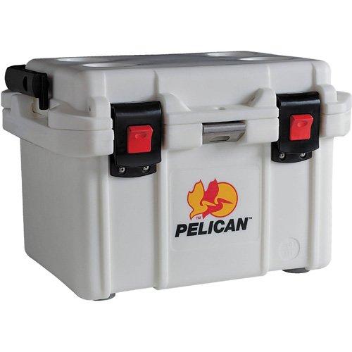 Pelican ProGear 20QT 20 Quart Elite Cooler, White by Pelican
