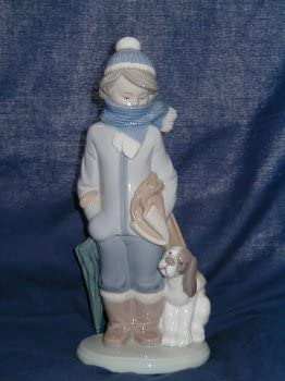 Lladro 5220 Winter