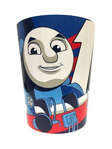 Thomas The Tank Engine Color Block Waste Basket (Wastebasket Thomas)