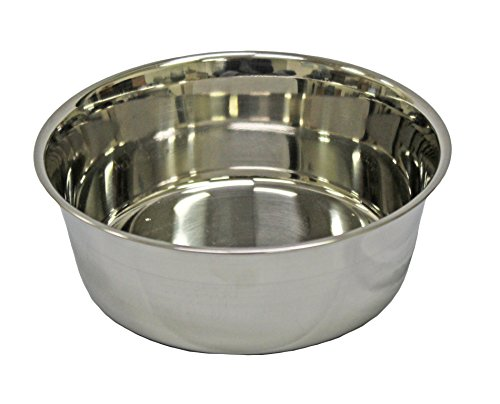Fuzzy Puppy Pet Products HD-1P Heavy Duty Dog Bowl, 1 Pint