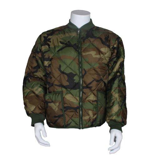 Fox Outdoor Products Urban Utility Jacket, Woodland Camo, 4X-Large