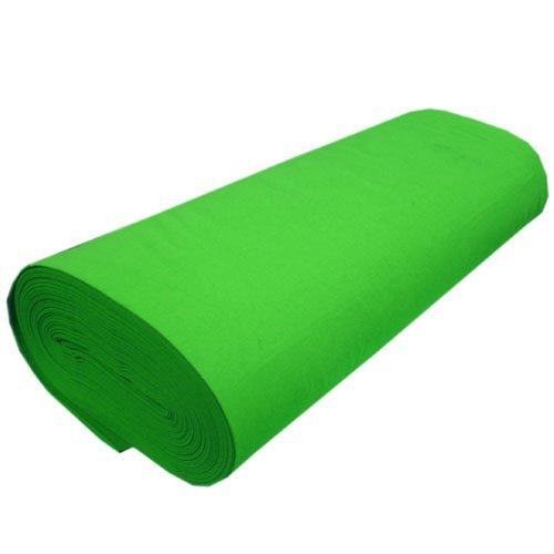 Apple Green Acrylic Craft Felt - 72