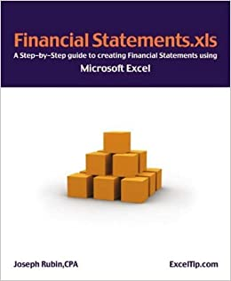 financial statements xls a step by step guide to creating financial