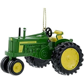 Kurt Adler John Deere 720 Diesel Tractor Christmas Ornament