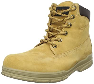 Wolverine Men's W03719 Work Boot,Wolverine Gold,9.5 N US