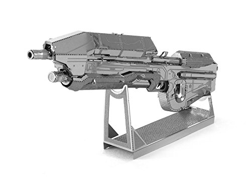 Fascinations Metal Earth 3D Laser Cut Model - HALO Assault Rifle