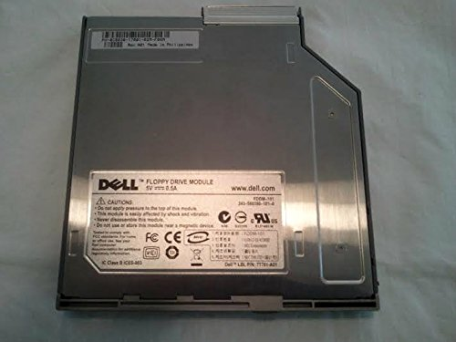 Dell Floppy Drive Module 02R152 P/N 7T761-A01 by Dell