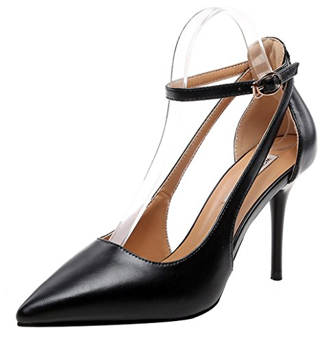 tmates-womems-patent-leather-point-toe-ankle-buckle-strap-cutout-pumps-stiletto-heels-shoes-7-bmusbl