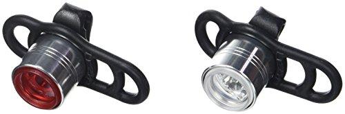 LEZYNE Femto Drive LED Light-Pair (Silver)