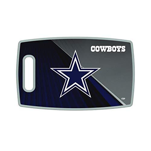 - Sports Vault NFL Dallas Cowboys Large Cutting Board, 14.5