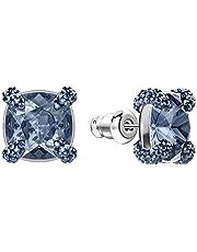 Pendientes botón Swarovski 5409348 mujer cristal