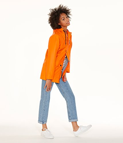 feu Petit Bateau Orange Manteau Femme 7qRnxInAvw