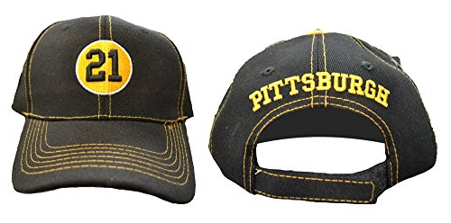 Jerseys Roberto Clemente - Pittsburgh Clemente 21 Hat