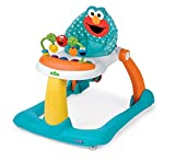 Sesame Street Elmo 2-in-1 Activity Walker - SW012-SSE1 (Baby Product)
