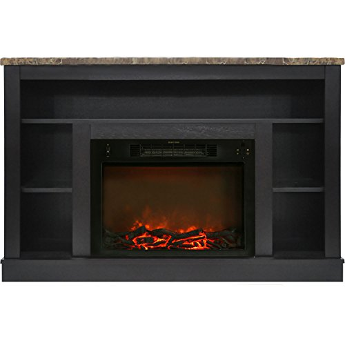 Cheap Hanover Oxford Electric Fireplace 47