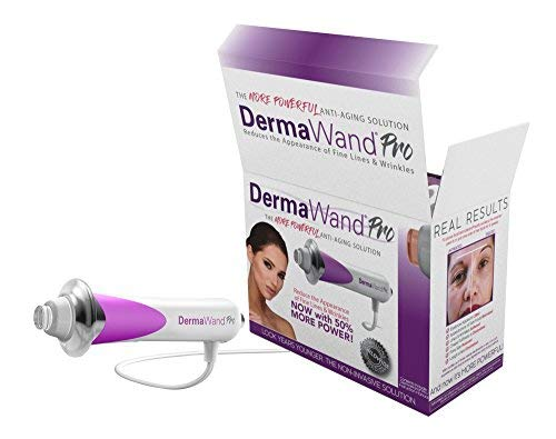 DermaWand PRO Microcurrent Skincare Device - The Anti-Aging Solution for All Skin Types (Best Anti Aging Products For 30s)