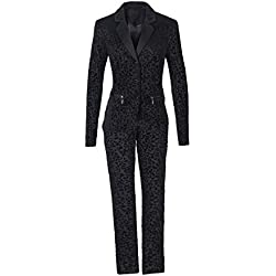 F&C Women's 3 Button Jacket three Piece , skirts,Jacket and Pant Sui Set (14)