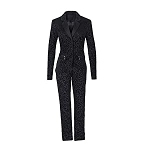 F&C Women's 3 Button Jacket three Piece , skirts,Jacket and Pant Sui Set